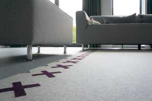 These Kisses Carpets Bring Sweet and Colorful Details to Your Interior Decor