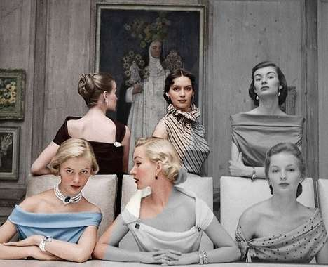 Colorized Photo GIFs