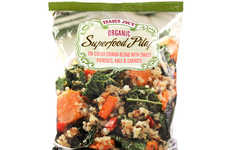 Superfood Rice Dinners - Trader Joe's Organic Superfood Pilaf is an Easy Frozen Dinner Option