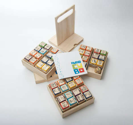 Educational Board Games - The Hubo Cubo Offers Learning Opportunities in a Sustainable Package