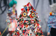 Whimsical Monster Fashion