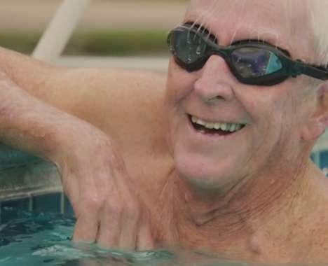 Senior Swimming Campaigns