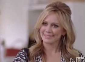 Anti-Gay Language PSAs - Hilary Duff Discourages Homophic Slang