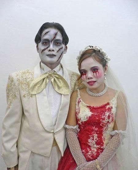 Morbid Wedding Themes