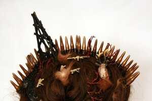 The Sarah Palin Art Wig