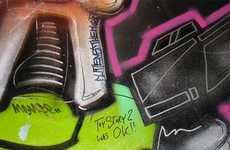 Indifferent Graffiti