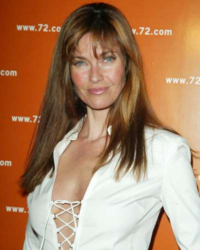48-Year-Old Cover Models - Carol Alt Bares All for Playboy