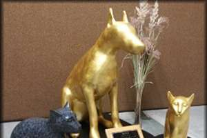 Summum Gives Dead Pets the King Tut Treatment