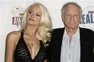 Hugh Hefner Gets the Boot from Holly Madison