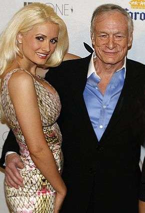 31 Cool Things for Seniors - More Age Appropriate For Hugh Hefner Than Holly Madison