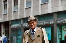Stylish Seniors - Photoblog Celebrates Fashion-Forward Retirees