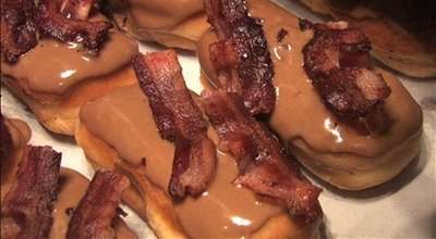 Unusual Bacon Culinary Innovations