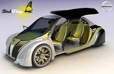 The Nissan Teana Birdwing Concept