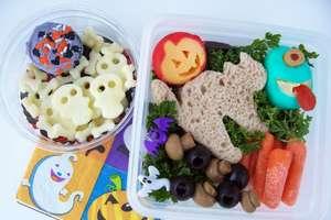 10 Halloween-Inspired Mini Meals