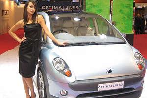 The Joule Shines at Paris Auto Show