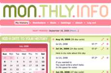 Online Menstrual Cycle Planners