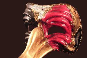 Cirque D' Soleil Masks Bring Class to Halloween