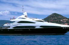 Hollywood Speed Boats - Sunseeker Yachts in Quantum of Solace