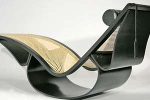 The Oscar Neimeyer Rio Chaise