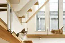 Pet-Friendly Architecture - The Plus-Nyan Cat House