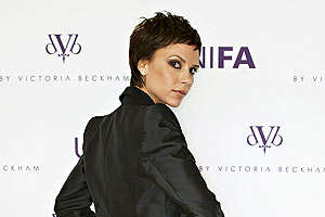 Victoria Beckham Launches dVb in Germany