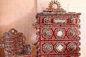Discarded Baroque Decor
