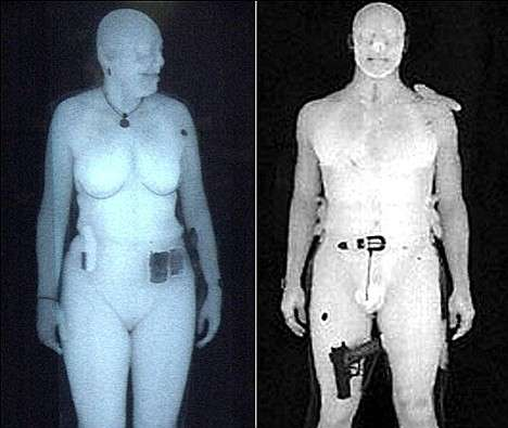 Strip-Searching Body Scanners