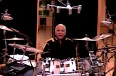 John McCain Plays the Drums