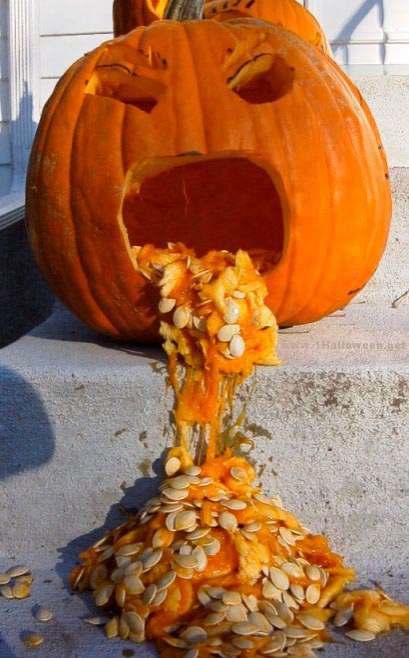 Puking Pumpkins