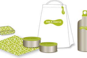 Kids Konserve Reusable Lunch Kits