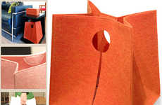 Sleek Magazine Storage - The Stock Back Tote
