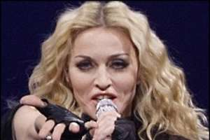 "Madonna Dedicates Song to ""Emotionally Retarded"""