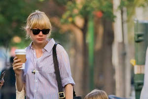 Michelle Williams Dresses Her Daughter Like A Princess