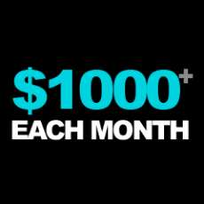 Top Trend Hunters at $1000+ per Month