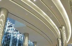 $4.5 Billion Airport Additions - Dubai's Emirates Terminal 3 is World's Largest