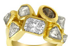 Conflict-Free Diamond Designs