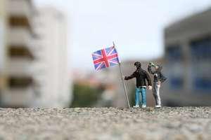 'Little People' in London