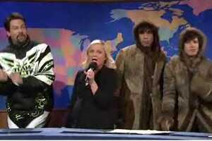 Amy Poehler's Sarah Palin Rap on SNL