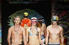 Tattoo-Inspired Swim & Streetwear