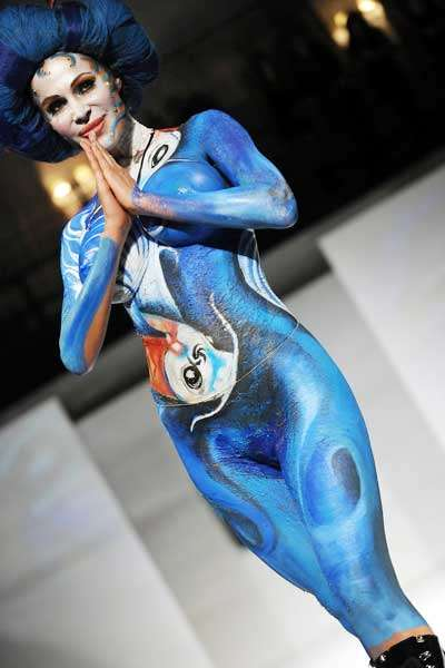 Body Art Fashion Shows