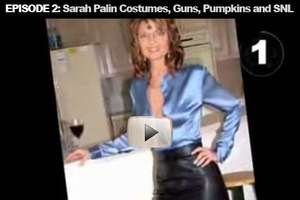 Hot Sarah Palin Costumes, Pumpkins, Parodies and Sarah Palin on SNL
