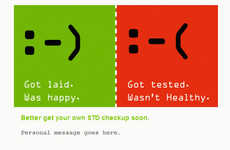STD eCards - Using E-Mail to Break Bad News