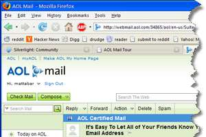 AOL Getting Sued for Invasive Ads