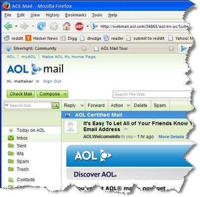 Law Suits Over Email Ads - AOL Getting Sued for Invasive Ads