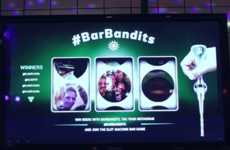 Lottery Beer Taps - Carlsberg Turned Bar Taps into Controllers for an Interactive In-Pub Game