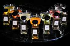 Perfume-Inspired Cocktails - Givenchy Creates Exclusive Drinks for London's Hotel Cafe Royal