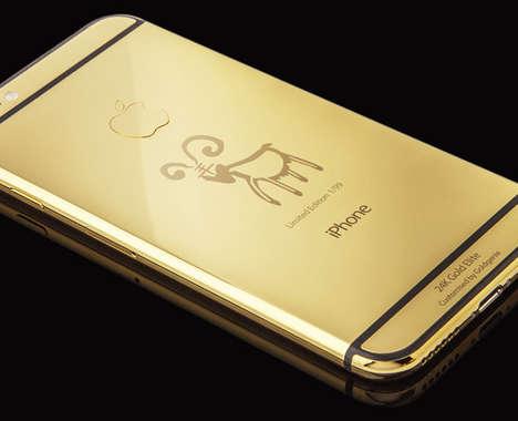 Luxury Zodiac Phones