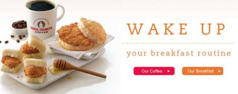 Complementary Coffee Promotions - Chick-Fil-A is Offering Its Customers Free Coffee This February