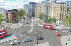 Cycling-Centric Highways - The Cycling Superhighways Will Make London a Better Cycling City
