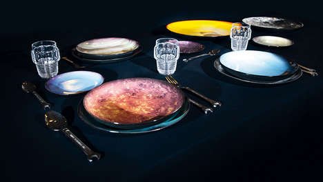 Cosmic Dining Collections - Diesel x Seletti Introduce the Machine and Cosmic Collections in the US